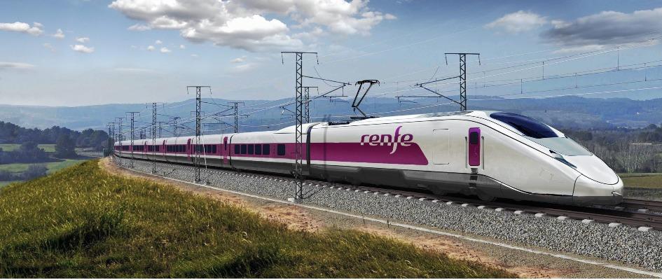poezd v ispanii Поезда в Испании, как купить билет