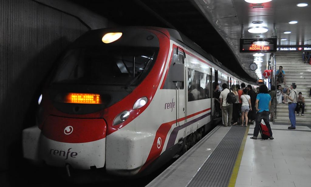 pravila provoza bagazha na poezde v ispanii Поезда в Испании, как купить билет