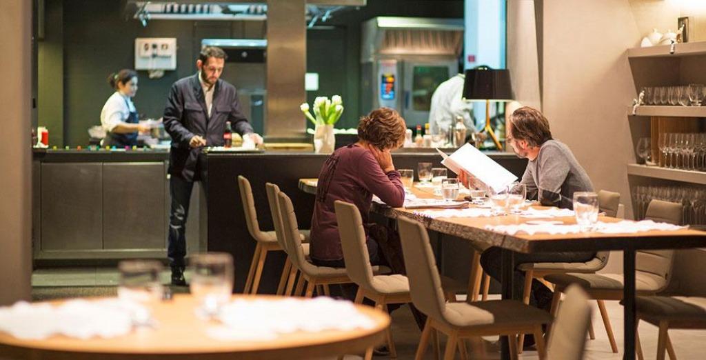 restoran ricard camarena Рестораны Мишлен в Валенсии