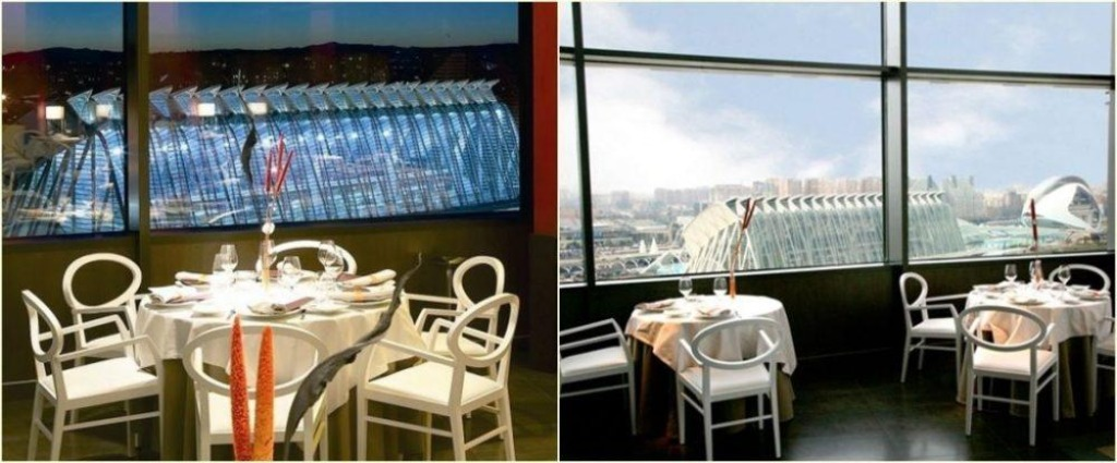 restoran vertical Рестораны Мишлен в Валенсии