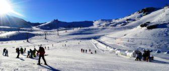 Есть ли снег и горнолыжный курорт в Испании?