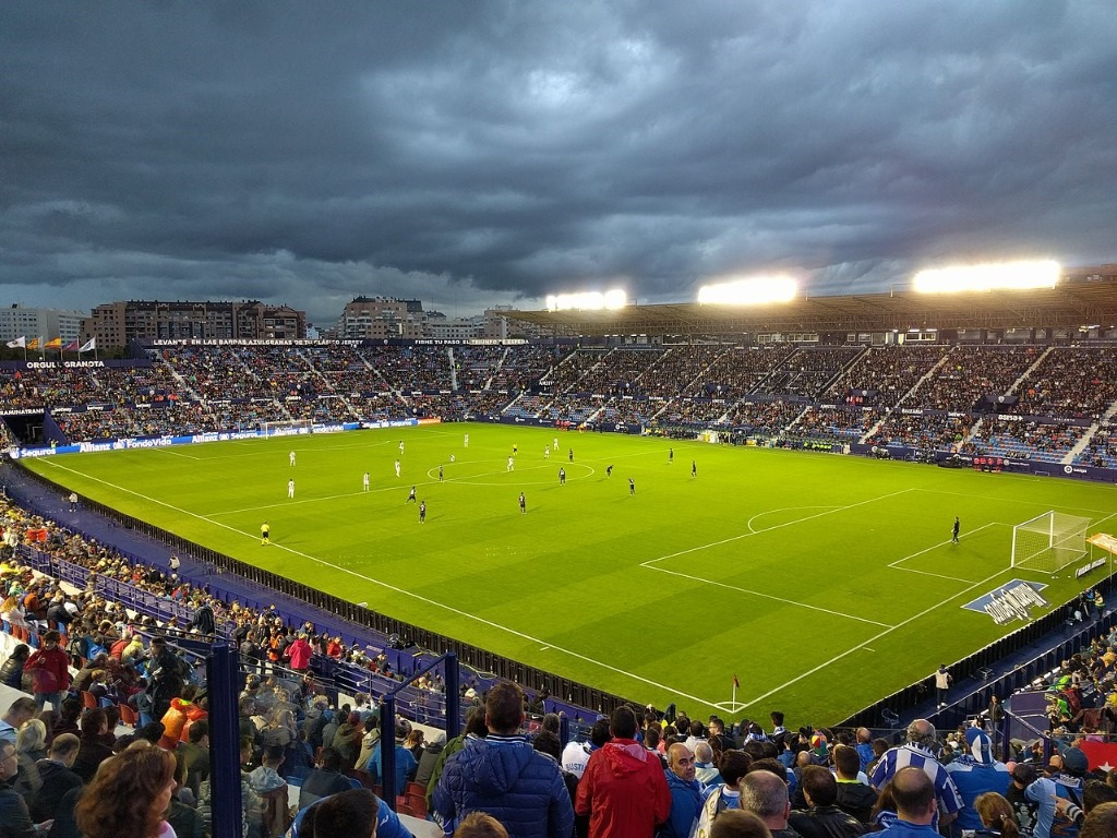stadion futbolnogo kluba levante Районы Валенсии, часть 6 (13-15, Algirós, Benimaclet, Rascanya)