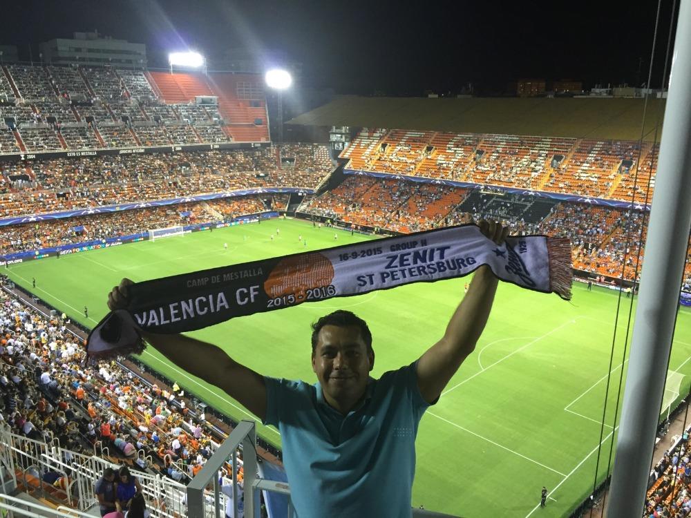 stadion mestalla Районы Валенсии, часть 3 (4-6, Campanar, La Zaidia, El Pla del Real)