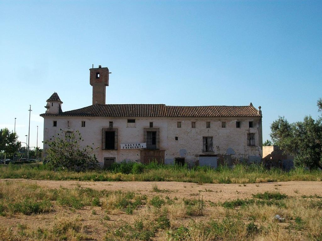torrefiel Районы Валенсии, часть 6 (13-15, Algirós, Benimaclet, Rascanya)
