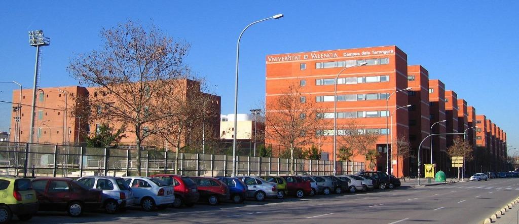 universitet valensii Районы Валенсии, часть 6 (13-15, Algirós, Benimaclet, Rascanya)
