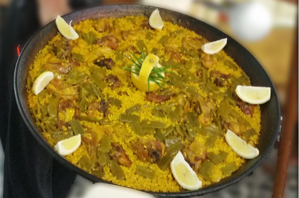 valensijskaya paelya 1 Валенсийская паэлья: история блюда и самый аутентичный рецепт
