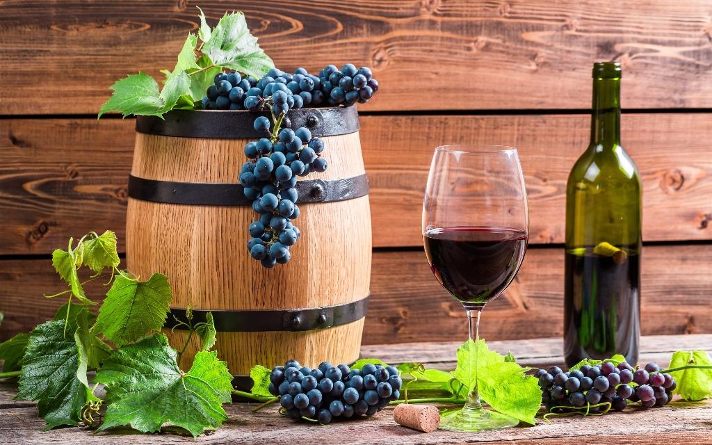 vino v ispanii Испанское вино и виноградники