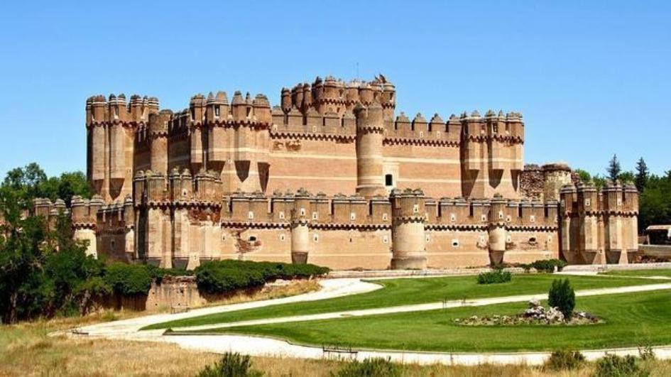zamok koka Замки Испании, открытые для посещений